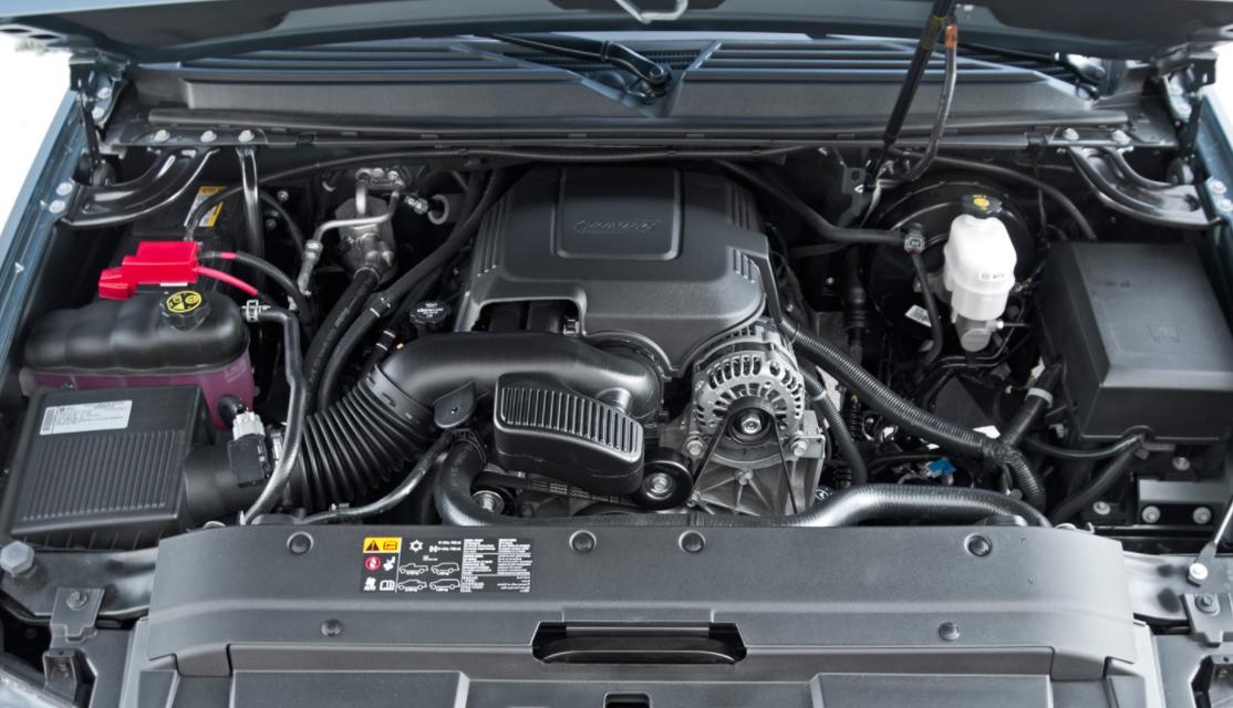 2023 Chevrolet Avalanche Engine
