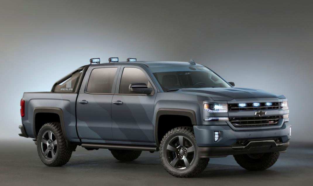 2023 Chevrolet Avalanche Exterior