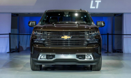 2023 Chevrolet Silverado LT Exterior