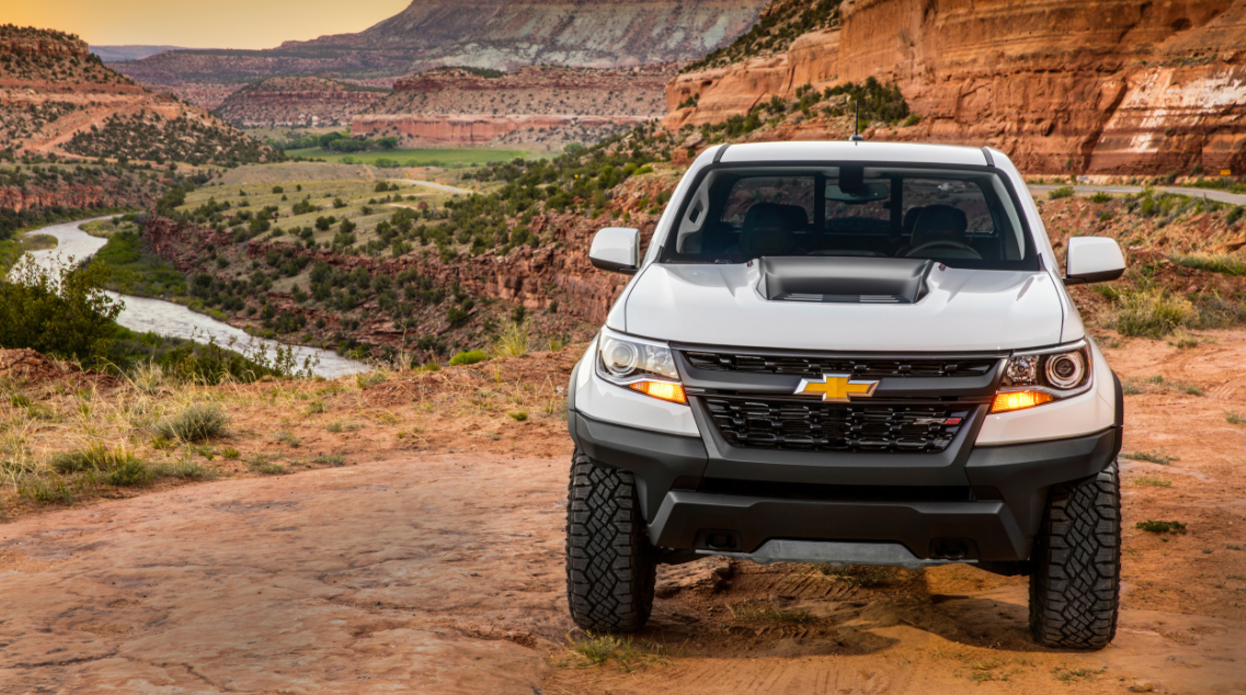 2023 Chevy Colorado ZR2 Exterior