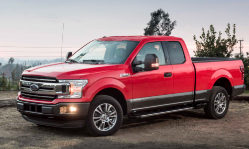 2023 Ford F-150 XLT Exterior
