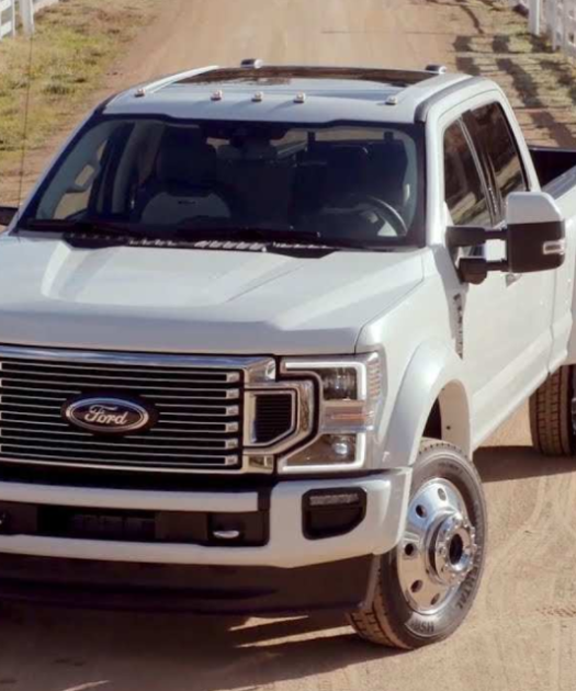2023 Ford F-450 Exterior