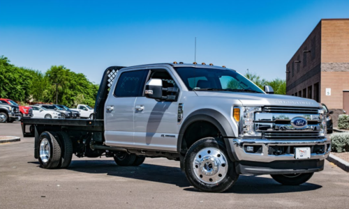2023 Ford F-550 Exterior