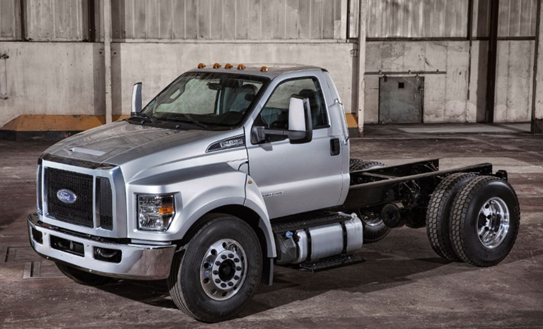 2023 Ford F-650 Exterior