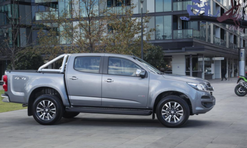 2023 Holden Colorado Exterior