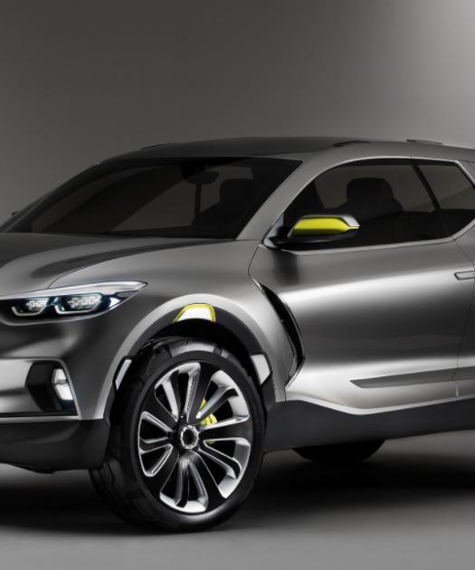 2023 Hyundai Santa Cruz Exterior