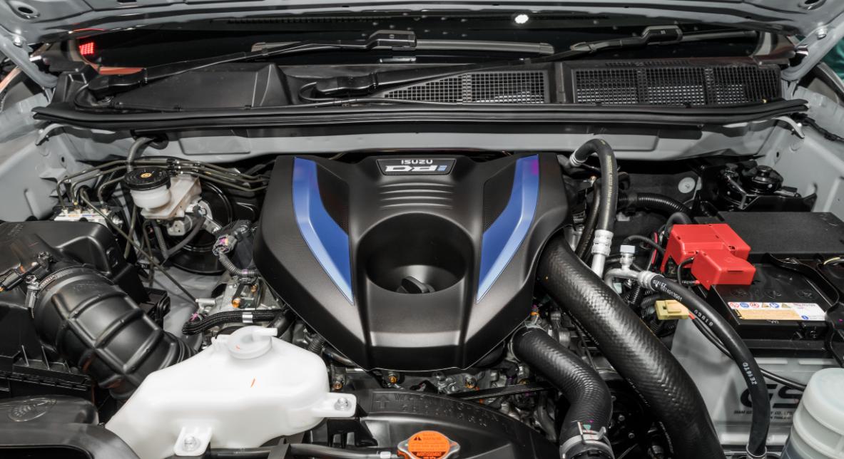 2023 Isuzu D-Max Engine