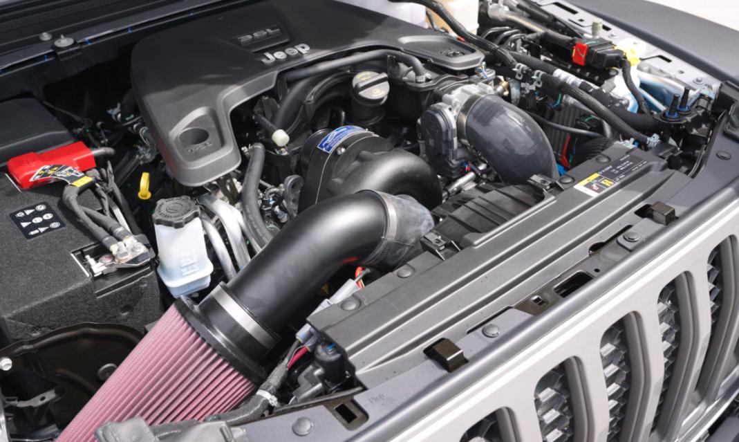2023 Jeep Gladiator Engine