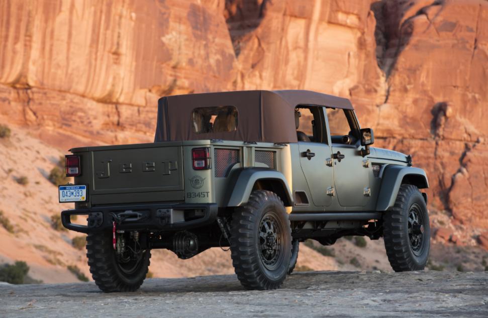 2023 Jeep Scrambler Engine