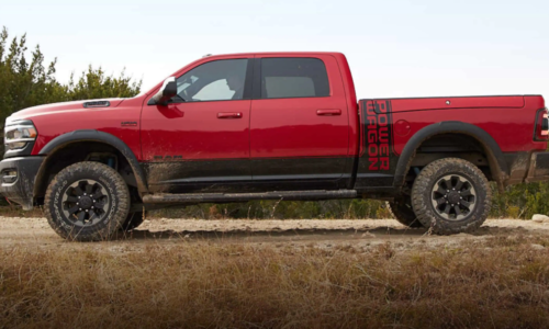2023 RAM Power Wagon Exterior