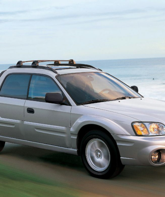 2023 Subaru Baja Exterior