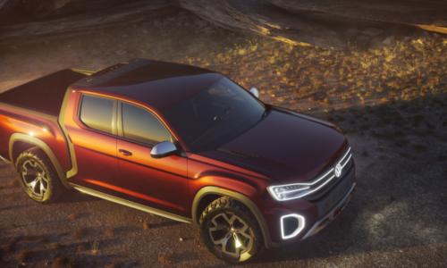 2023 Volkswagen Tanoak Exterior