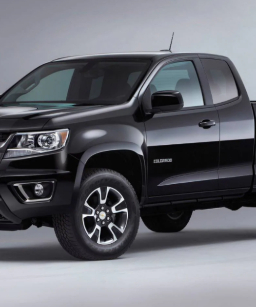 2022 Chevrolet Colorado Z71 Exterior
