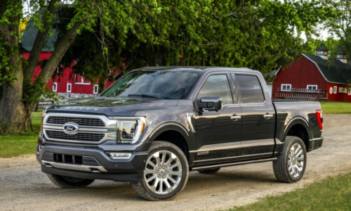 2022 Ford F-150 Electrical Exterior
