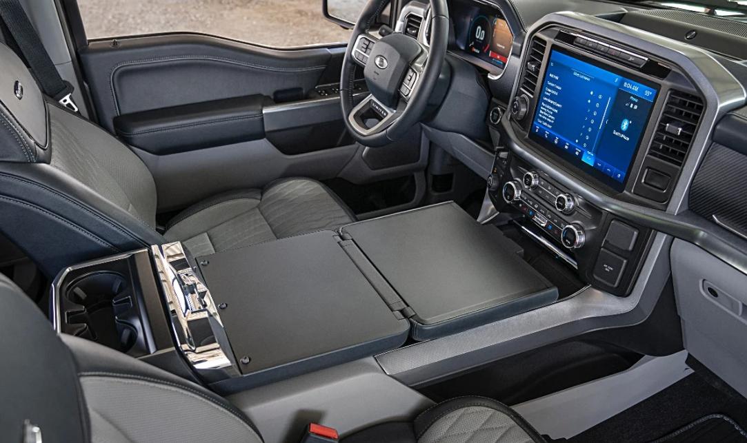 2022 Ford F-150 Interior
