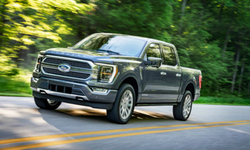 2022 Ford F150 Exterior