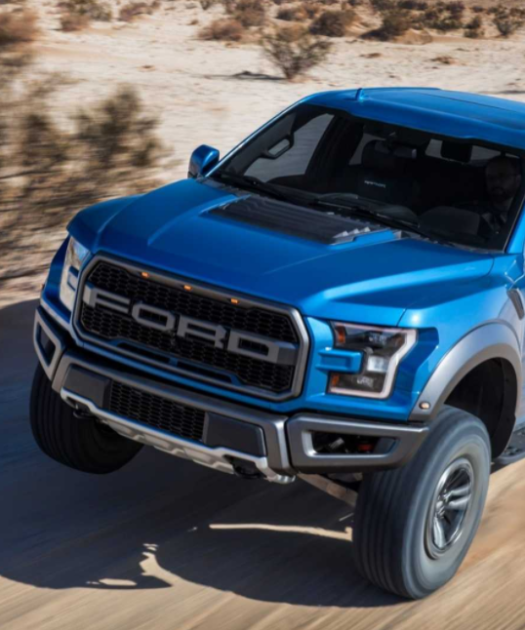2022 Ford Raptor Exterior