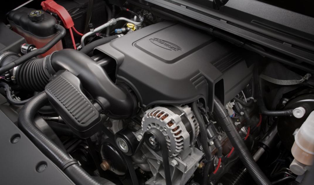 2022 GMC Sierra 1500 Engine