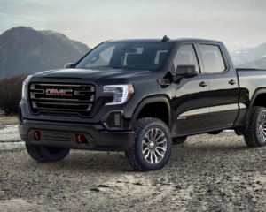 2022 GMC Sierra AT4 Exterior
