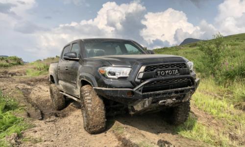 2022 Toyota Tacoma Trail Edition Exterior