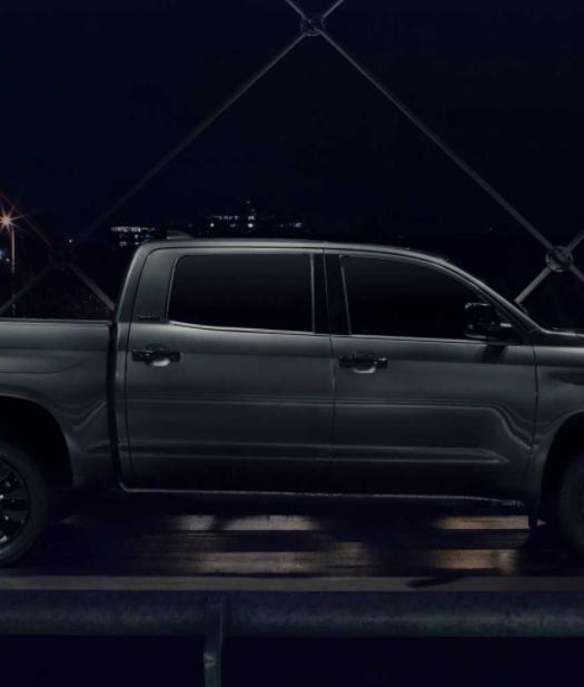 2022 Toyota Tundra Nightshade Exterior