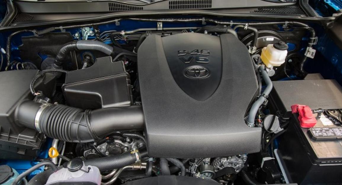 Toyota Tacoma 2022 Engine