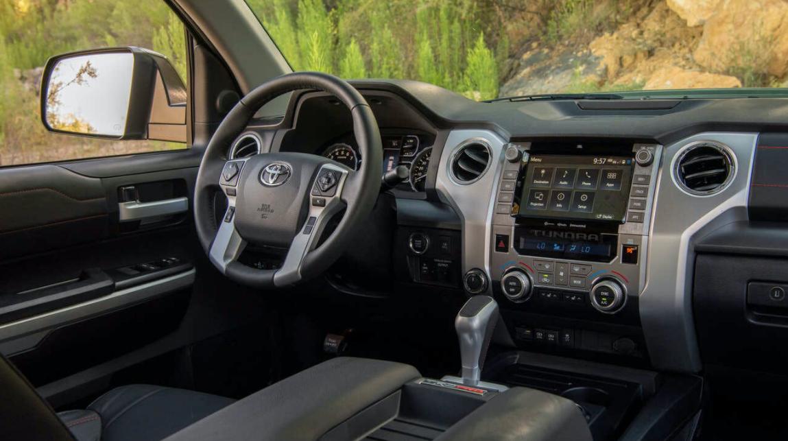 Toyota Tundra 2022 Interior