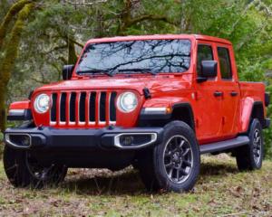 2022 Jeep Gladiator Exterior