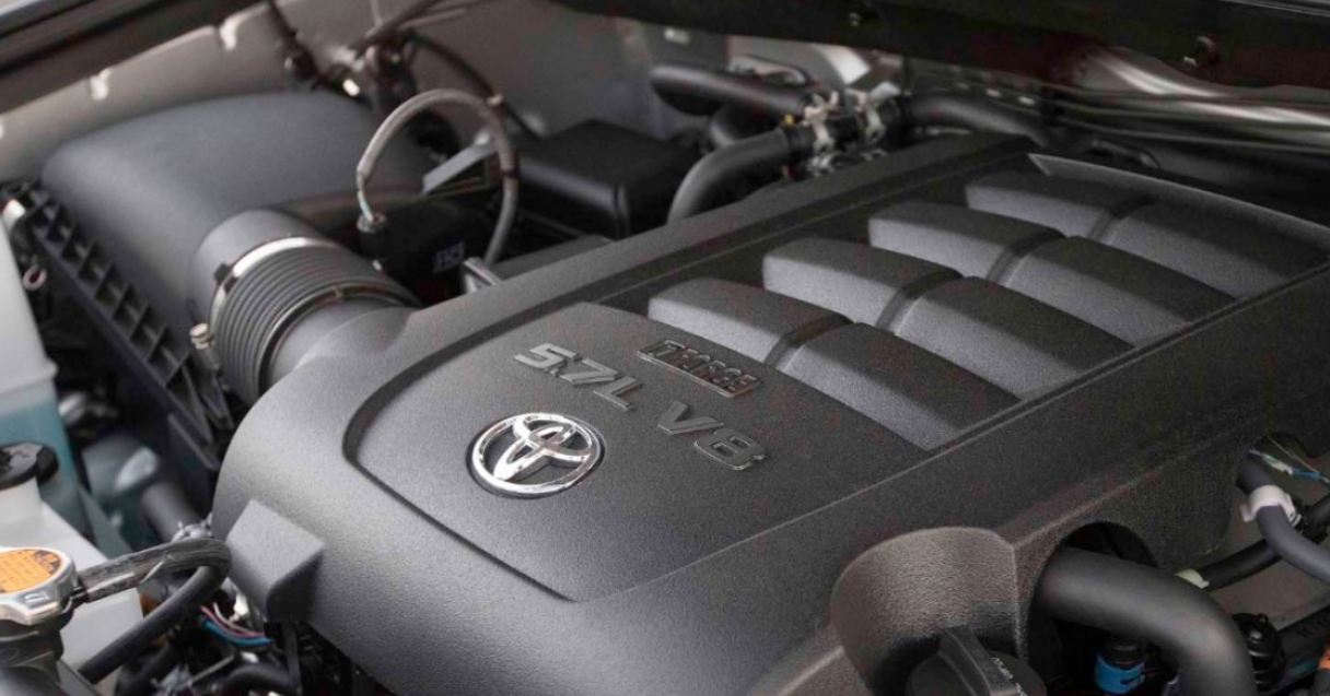 2022 Toyota Tundra Engine