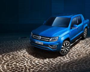 2022 Volkswagen Amarok Exterior