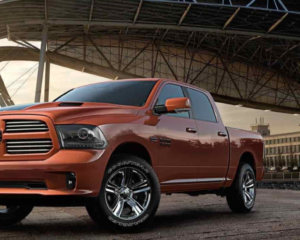 2022 Dodge Dakota Exterior
