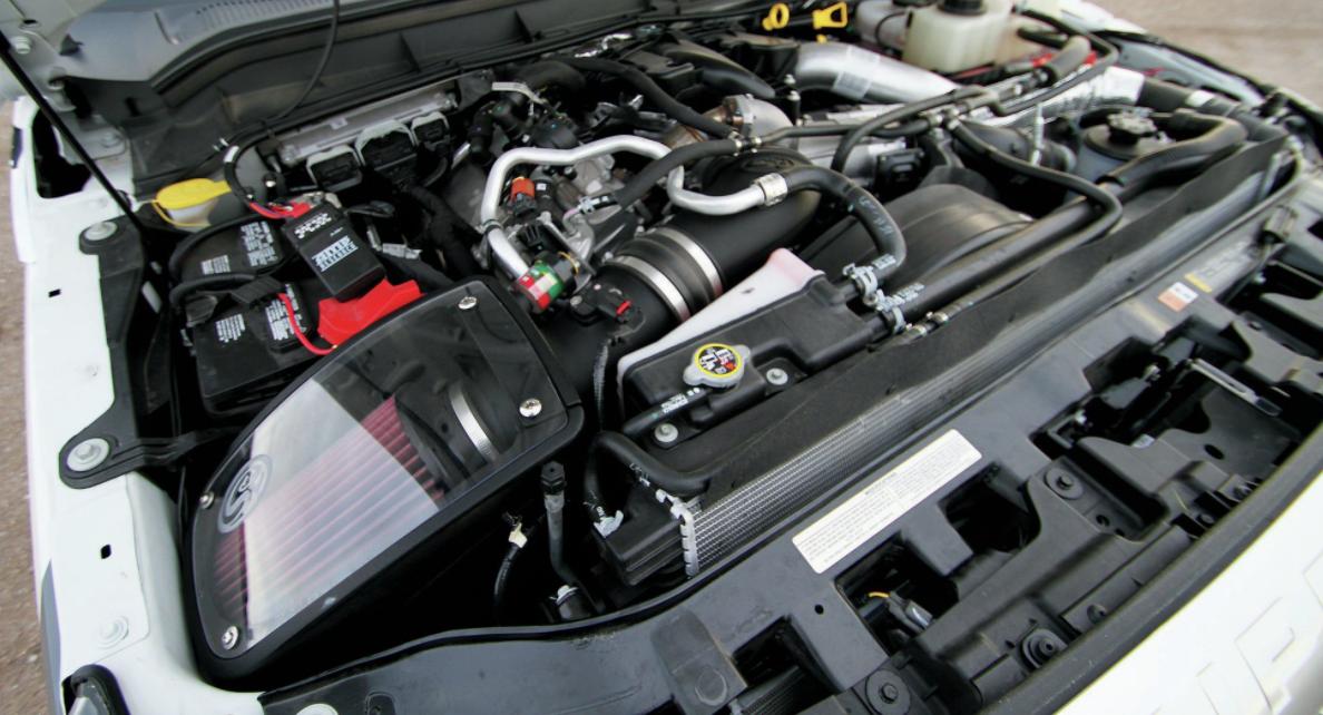 2022 Ford Atlas Engine