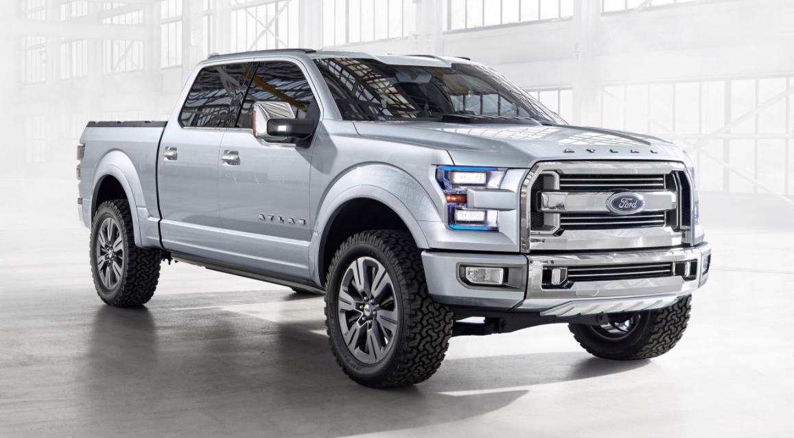 2022 Ford Atlas Exterior