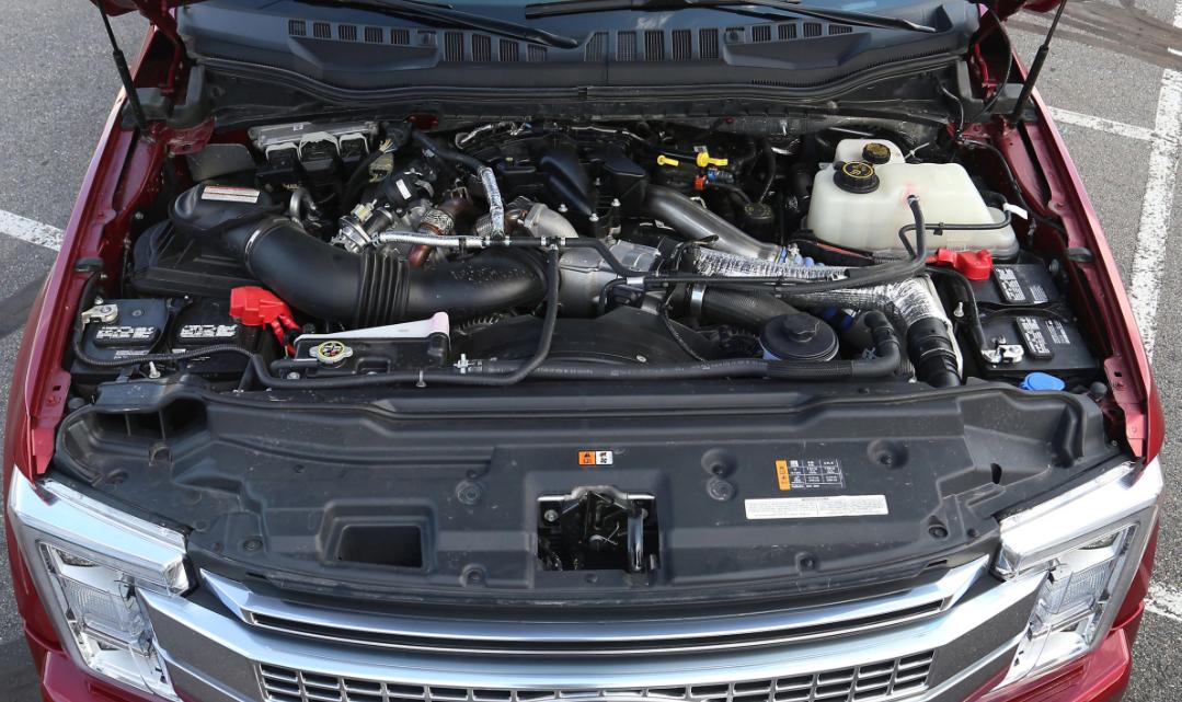 2022 Ford F-250 Engine