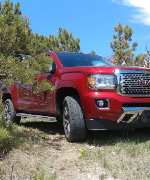 2022 GMC Canyon Exterior