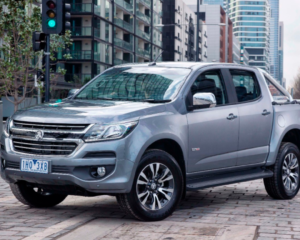 2022 Holden Colorado Exterior