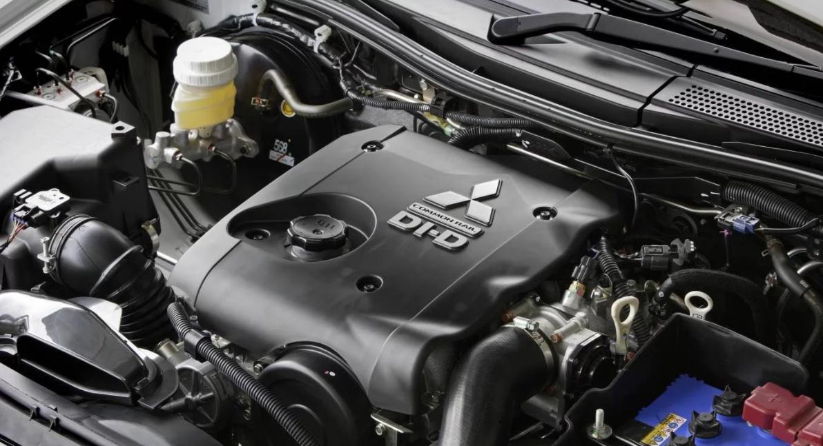 2022 Mitsubishi Triton Engine