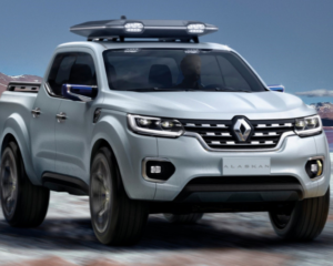 2022 Renault Alaskan Exterior