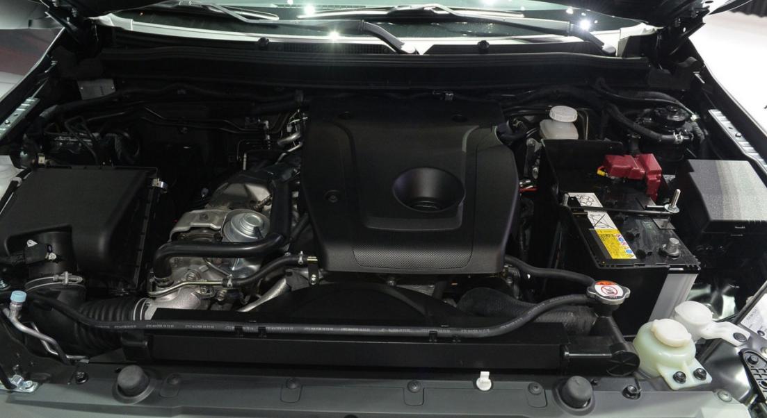 2022 Fiat Fullback Engine