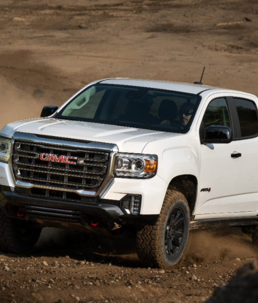 2022 GMC Canyon AT4 Exterior