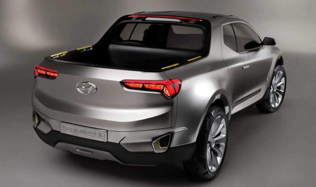 2023 Hyundai Santa Cruz Engine