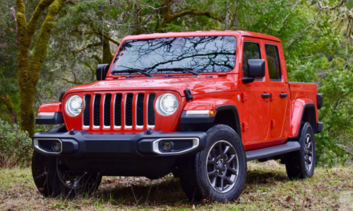 Jeep Gladiator 2023 Exterior