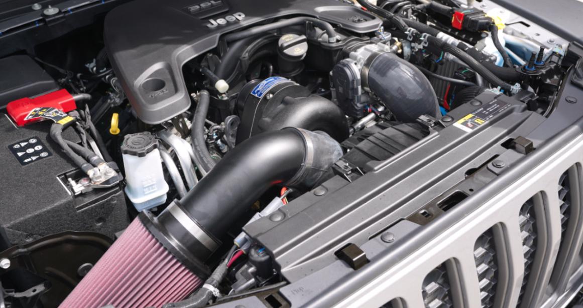 Jeep Gladiator 2023 Engine