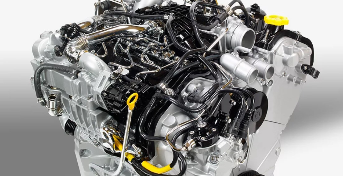 2023 RAM 1500 Engine