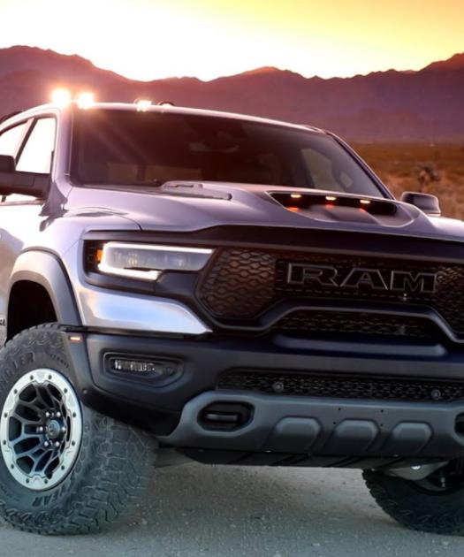 2023 RAM 1500 TRX Exterior