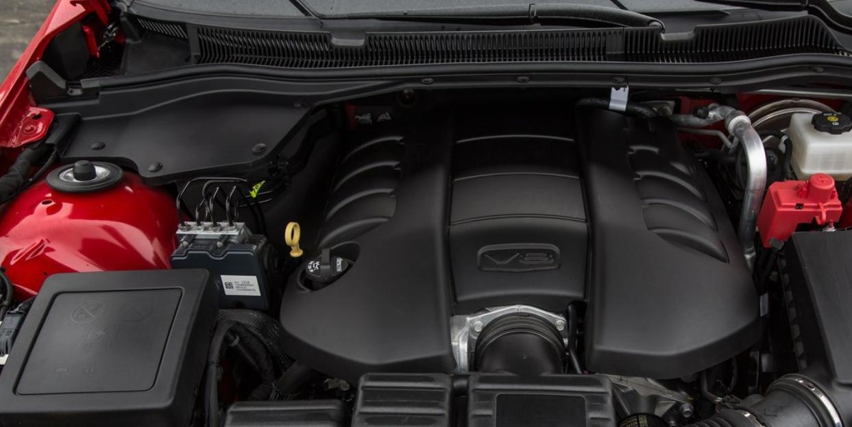2023 Chevrolet S10 Engine