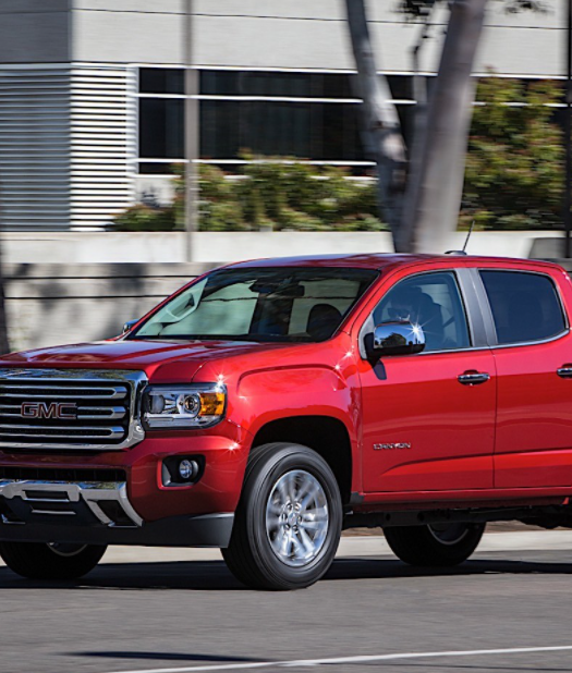 2023 GMC Canyon Exterior