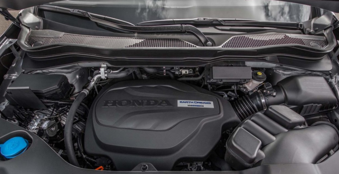 2023 Honda Ridgeline Engine