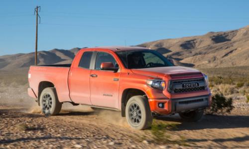 2023 Toyota Tundra Hybrid Exterior