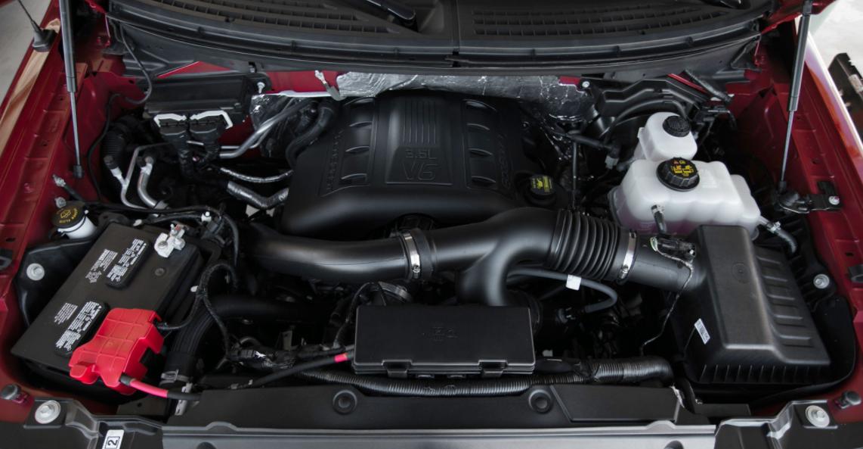 2023 Ford F-150 Lightning Engine